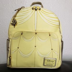 Loungefly Belle Dress Mini Backpack